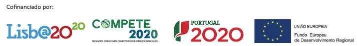 Cofinanciado por Lisboa2020, Compete2020, Portugal2020, Comissão Europeia.